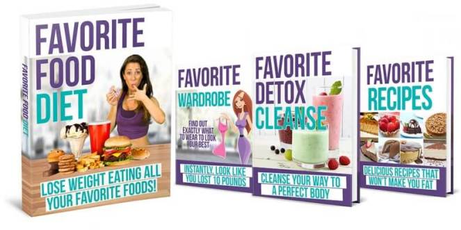 The Favorite Foods Diet Review 8