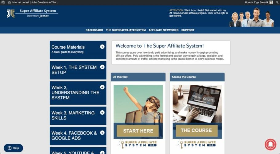 Super Affiliate System Review 8