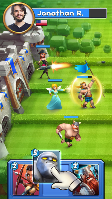 Castle Crush - The perfect Clash Royale alternative?