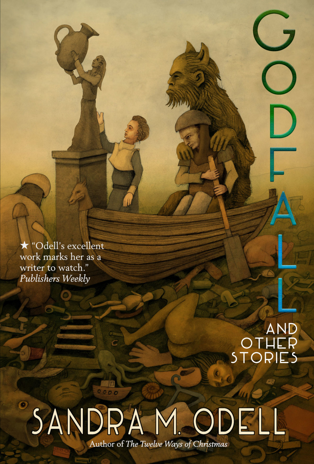 Godfall and other stories