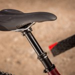 Saddle is a very comfortable WTB made for Pivot.