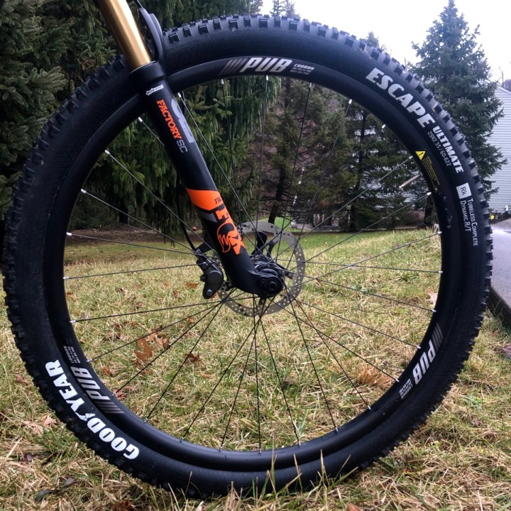 Goodyear Escape Tire Review