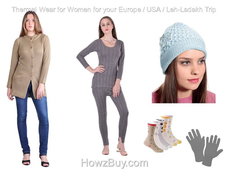 thermal-wear-for-women-for-your-europe-usa-leh-ladakh-trip