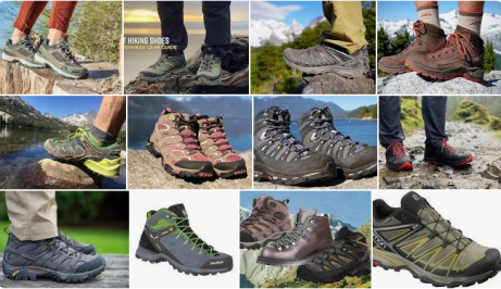 shoes hiking