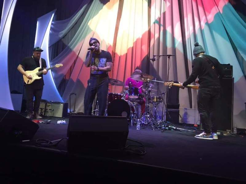 Bilal made a welcome return to the world-famous Kennedy Center