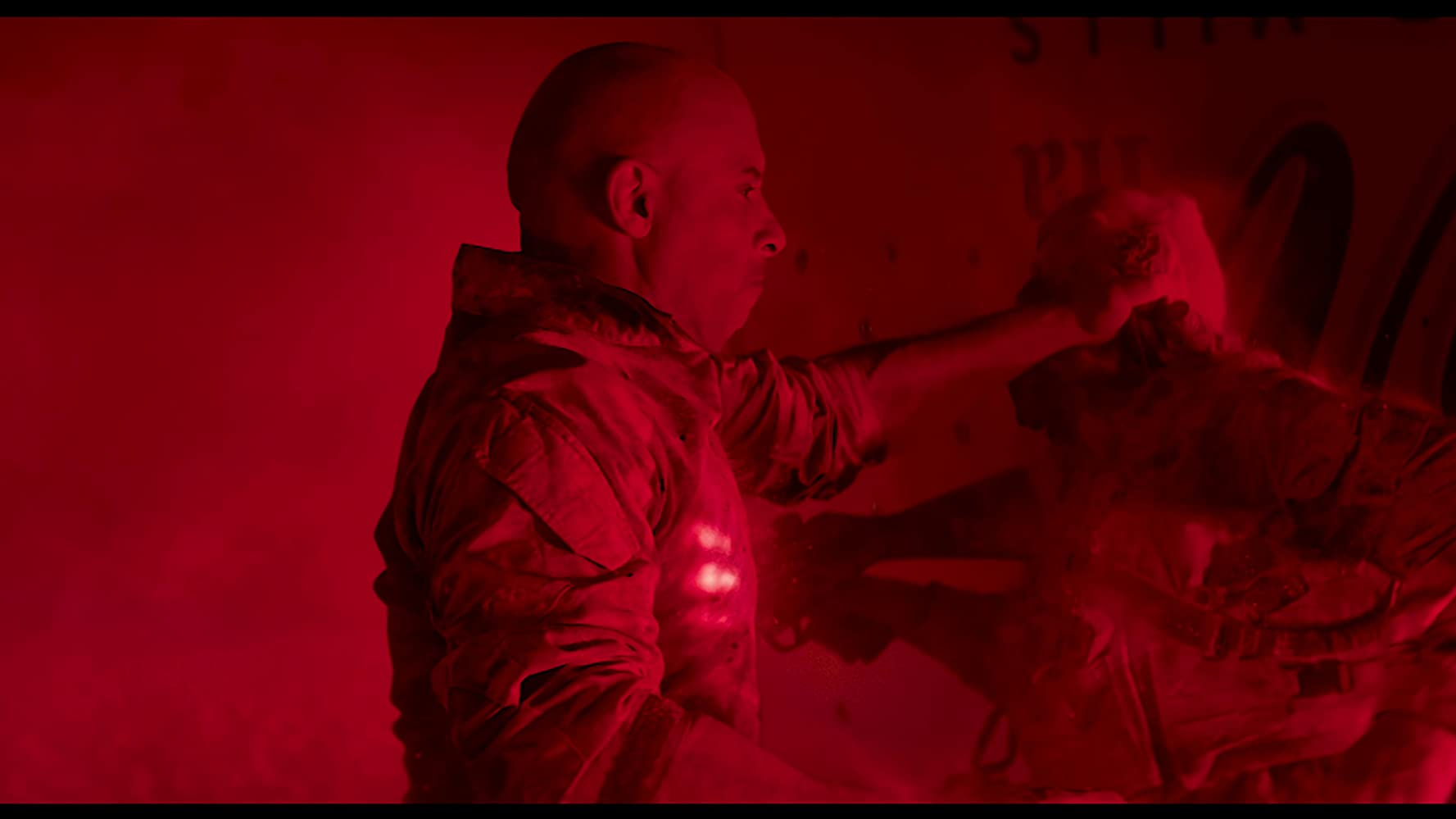 Vin Diesel misses the bullseye in Bloodshot