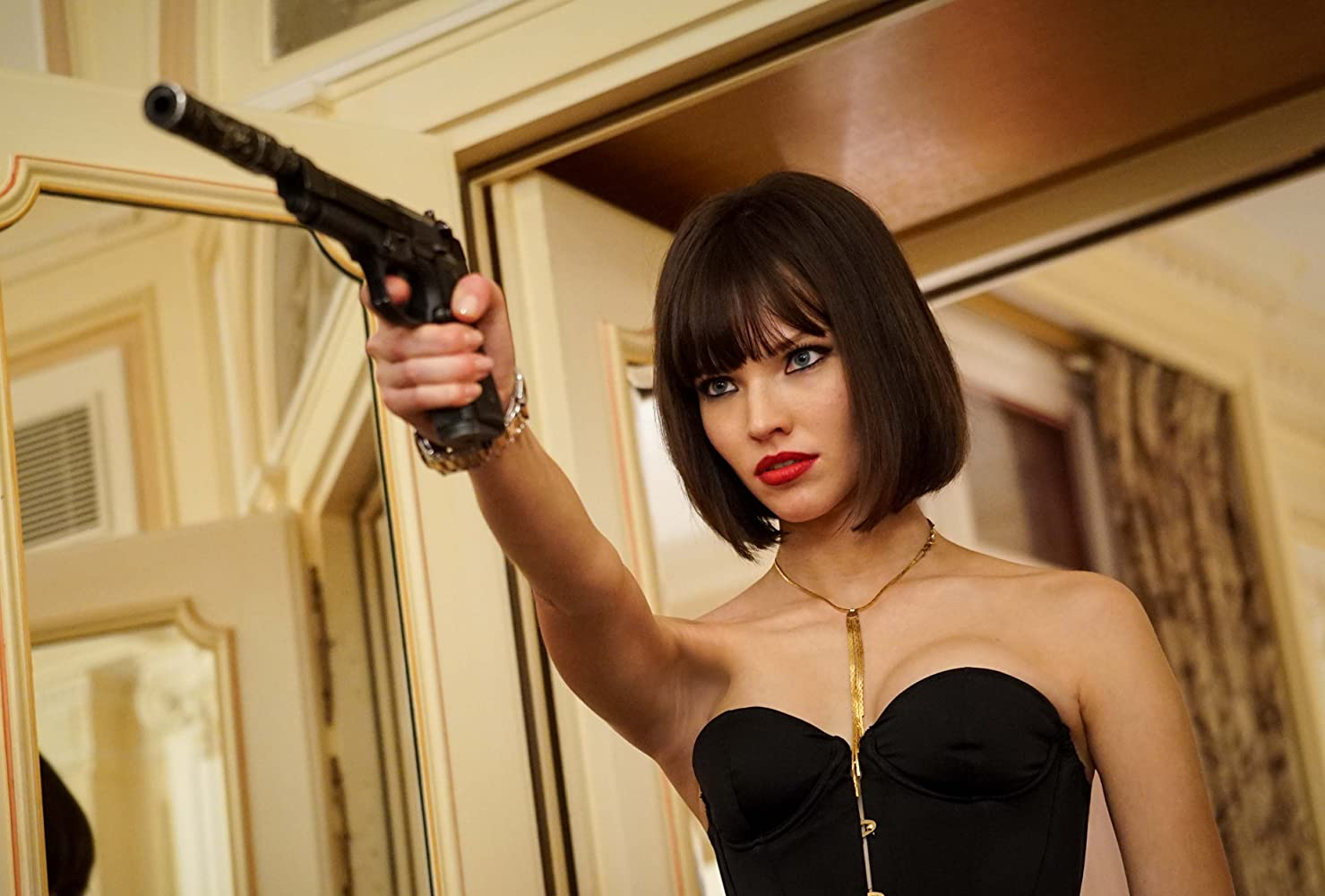 Anna is Luc Besson's latest action heroine