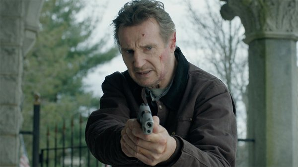 Honest Thief – Liam Neeson