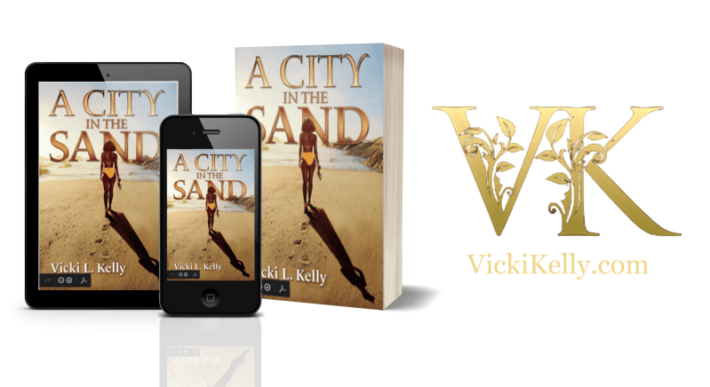 Author Vicki Kelly on her new book A City In The Sand