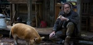 Pig Nicholas Cage