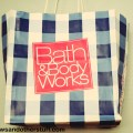 bath and body works shopping bag