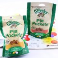 feline greenies pill pockets treats