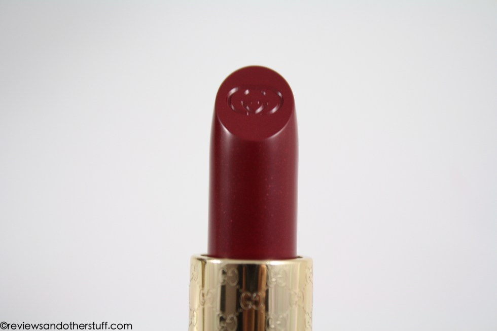 gucci moisture rich lipstick in purpurite review