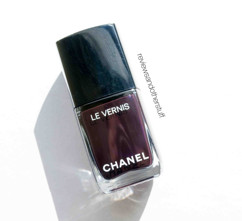 chanel le vernis roubachka review