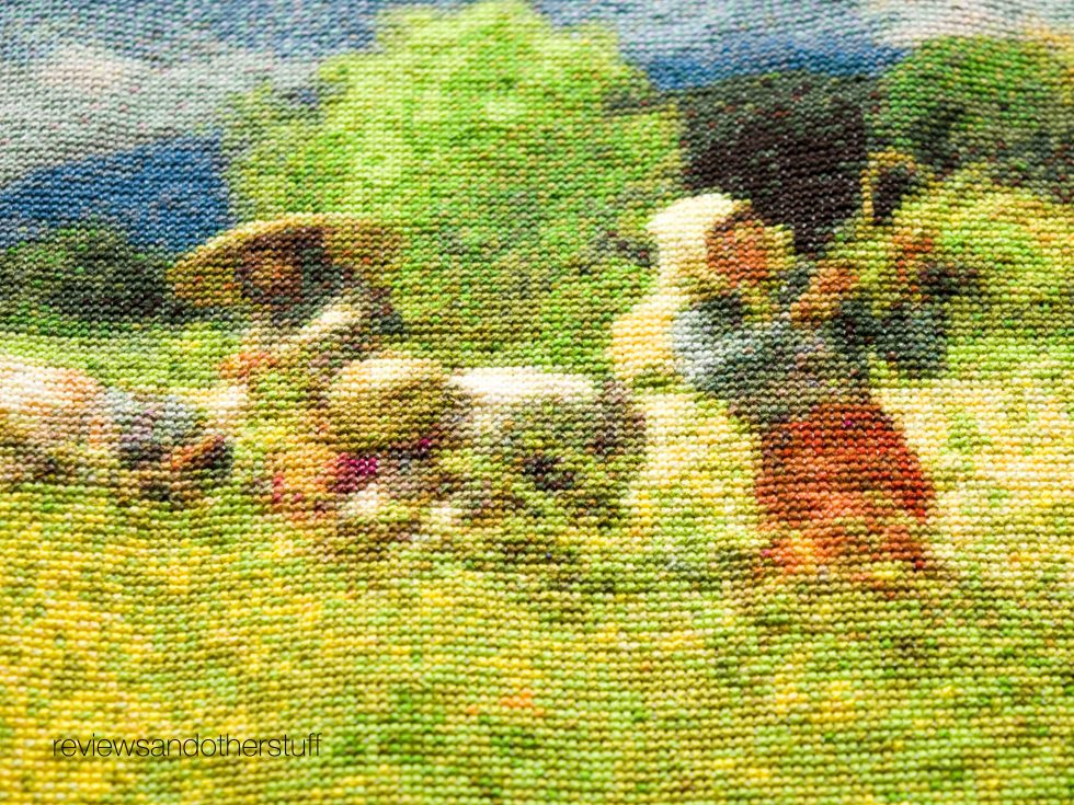 fernando amorsolo cross stitch