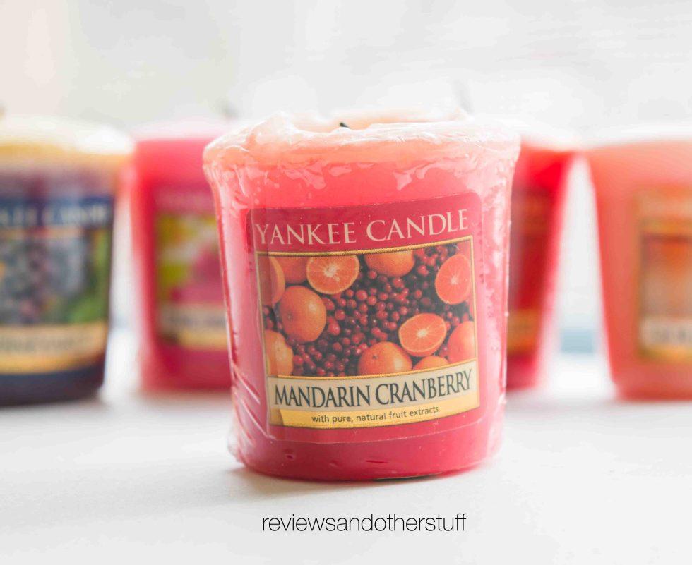 yankee candle mandarin cranberry review
