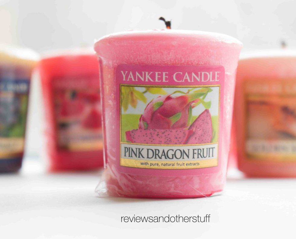 yankee candle pink dragon fruit review