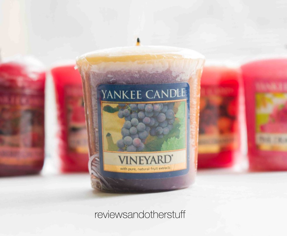 yankee candle vineyard review