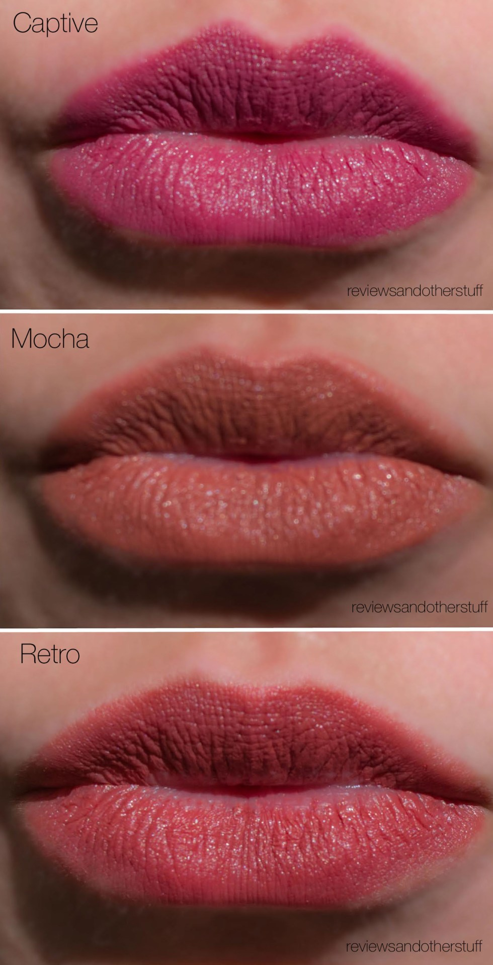 mac satin lipsticks swatches