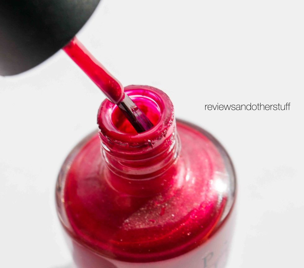 opi nail polish im not really a waitress