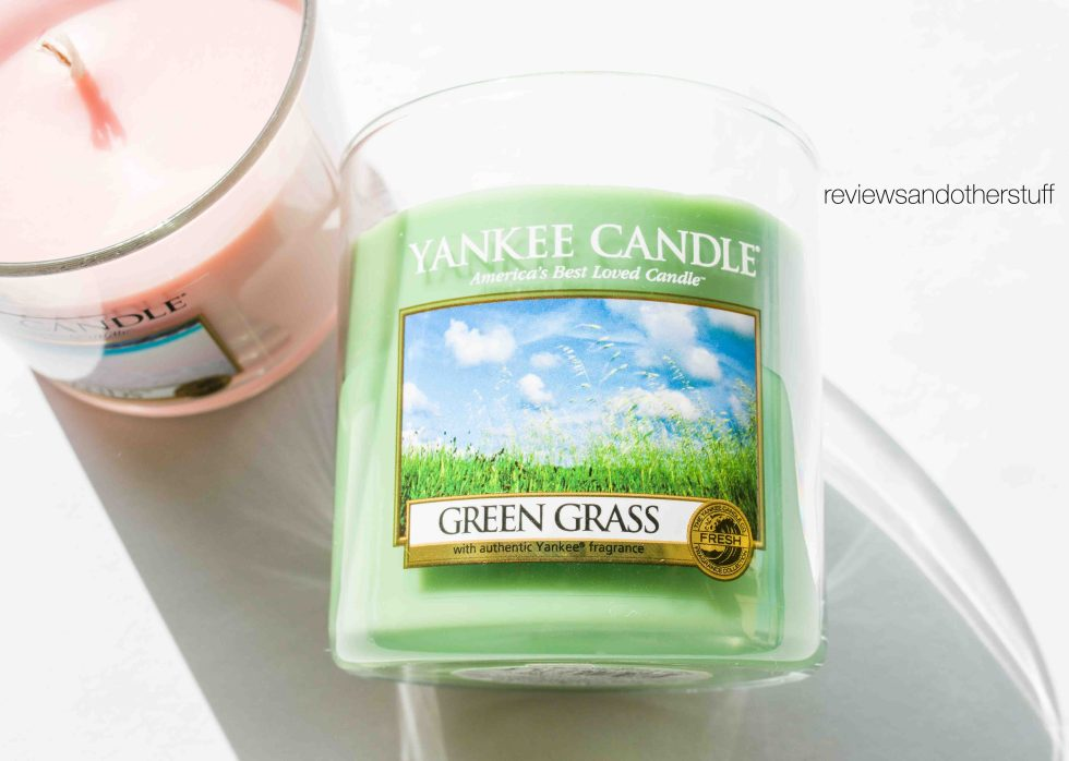 yankee candle green grass review