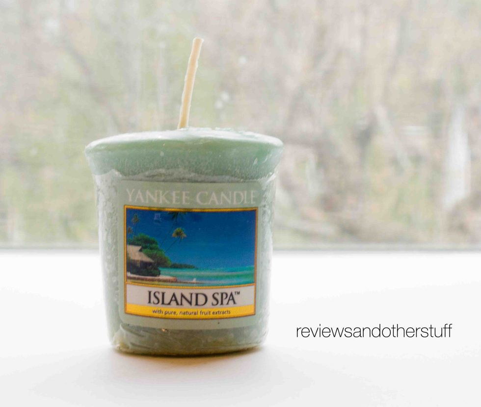 yankee candle island spa review