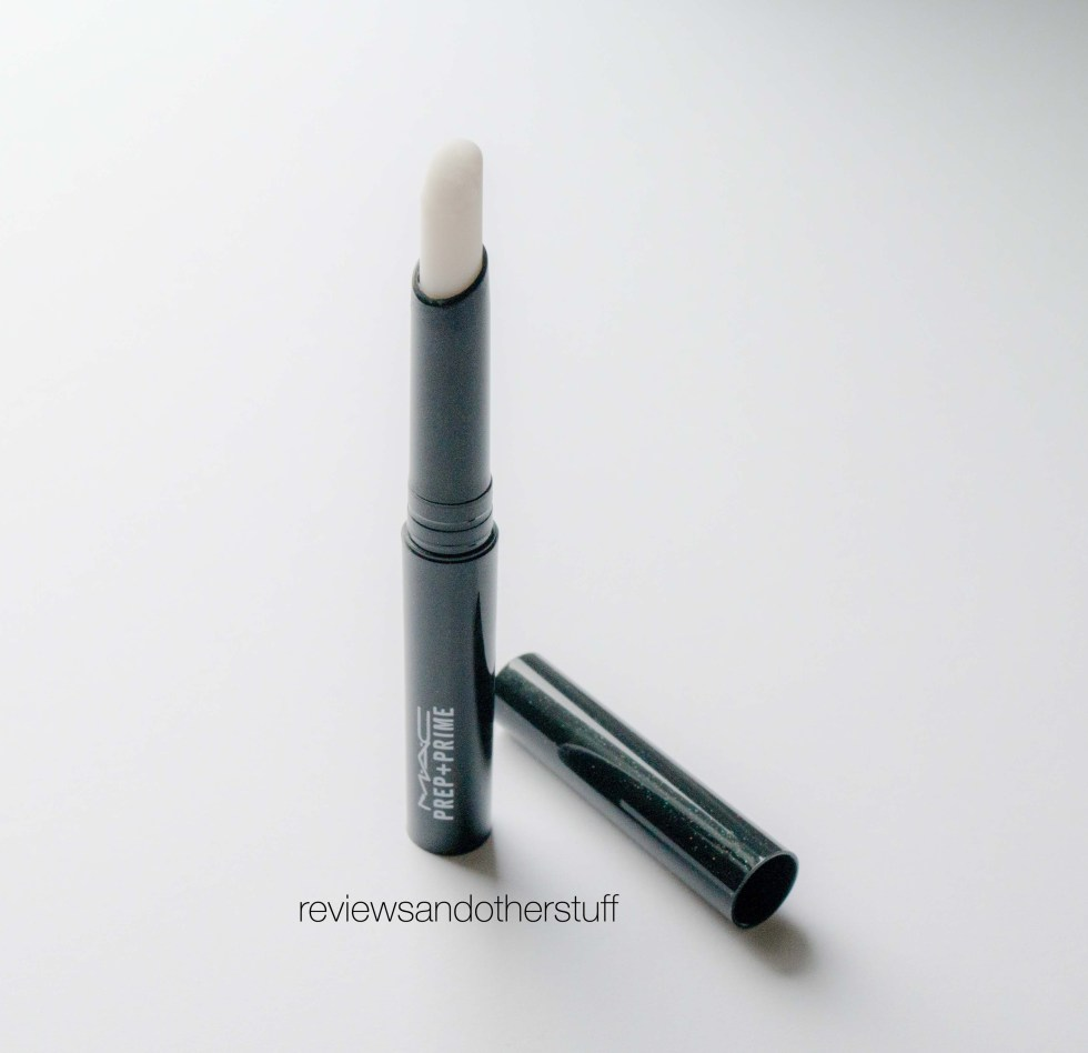 mac prep+prime lip primer review