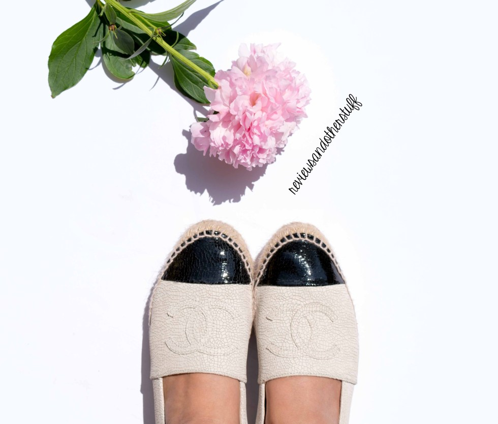 chanel espadrille review
