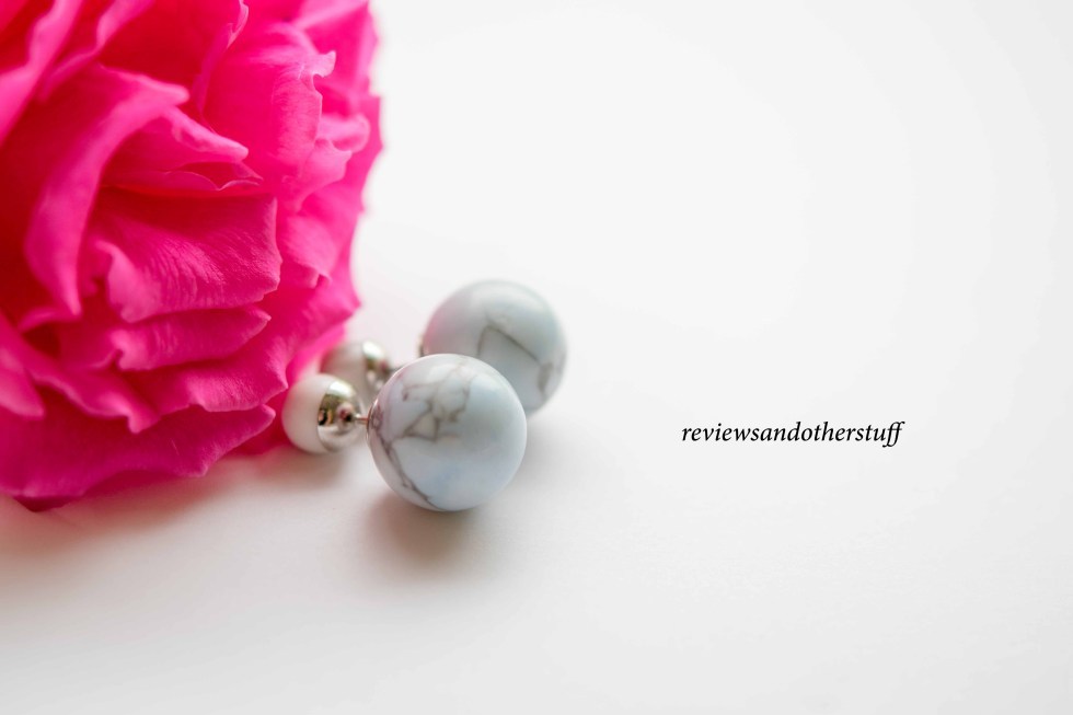 dior mise en dior marble tribale earrings review
