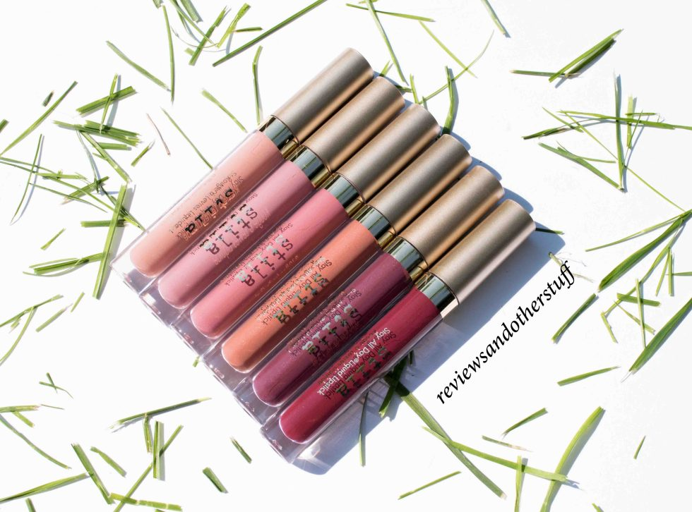 stila liquid lipstick