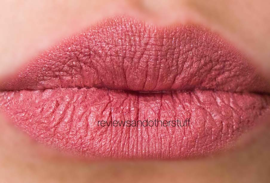 kat von d studded kiss in magick swatch