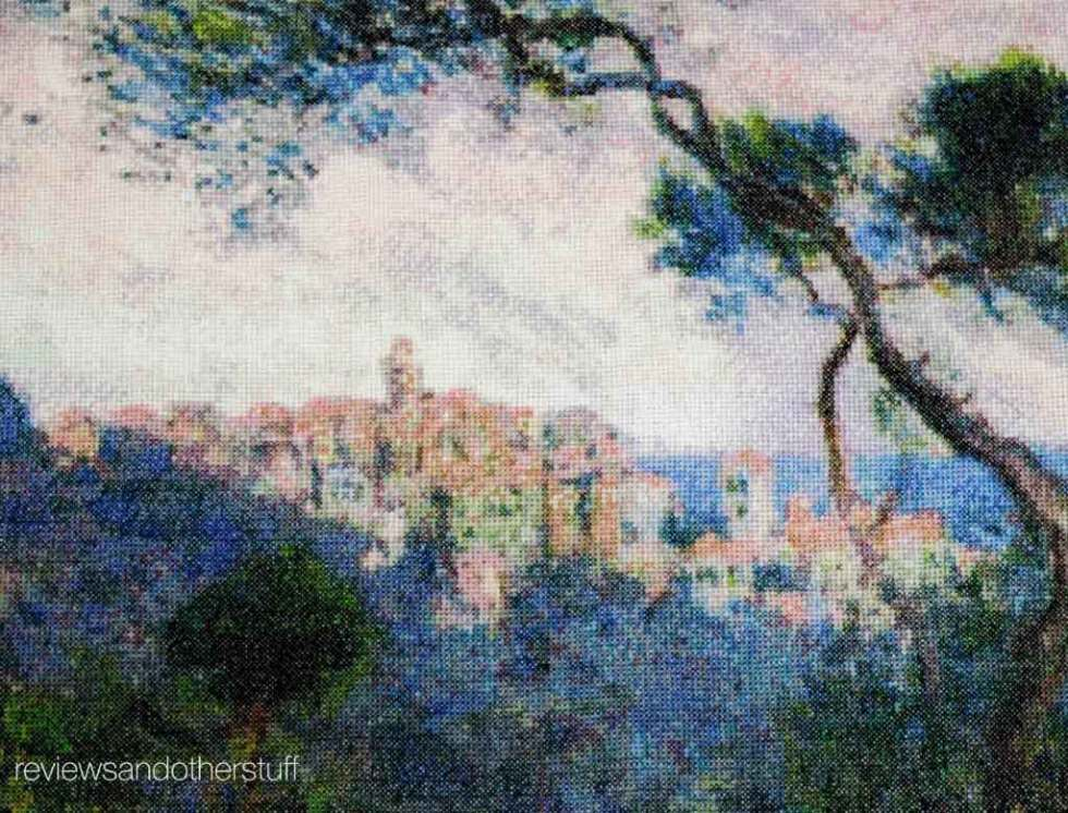 bordighera italy cross stitch