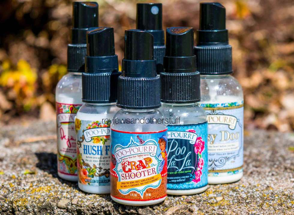 poo pourri review