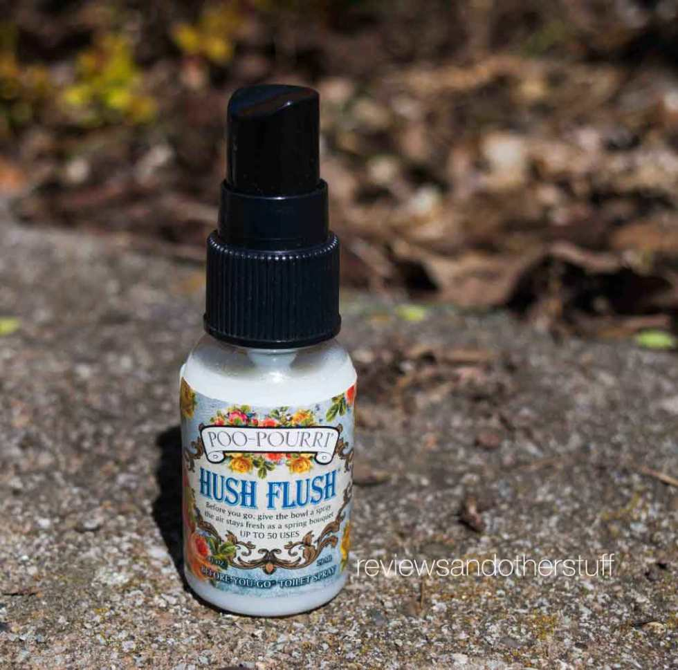 poo pourri hush flush review