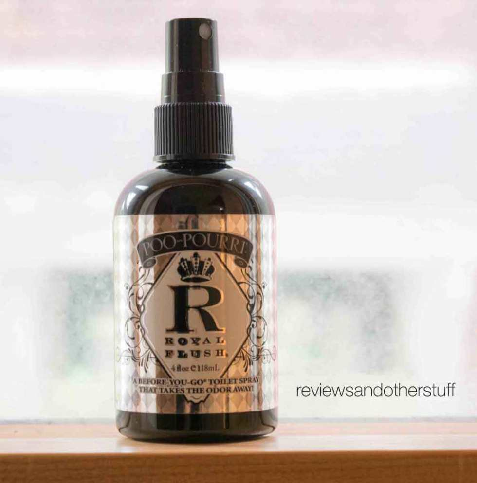 poo pourri royal flush review