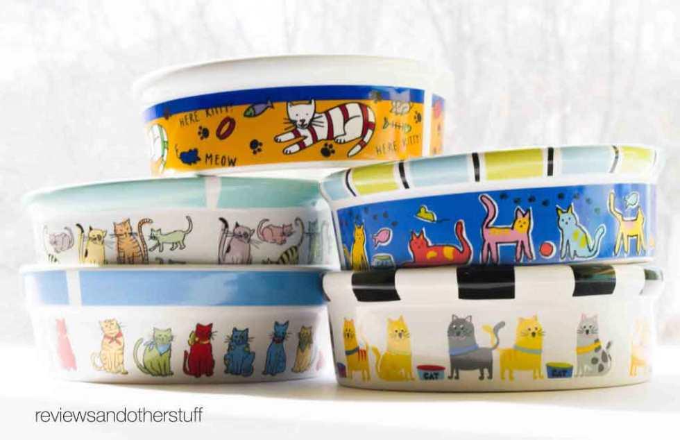 room signature house wares cat bowl