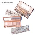 urban decay naked eyeshadow review