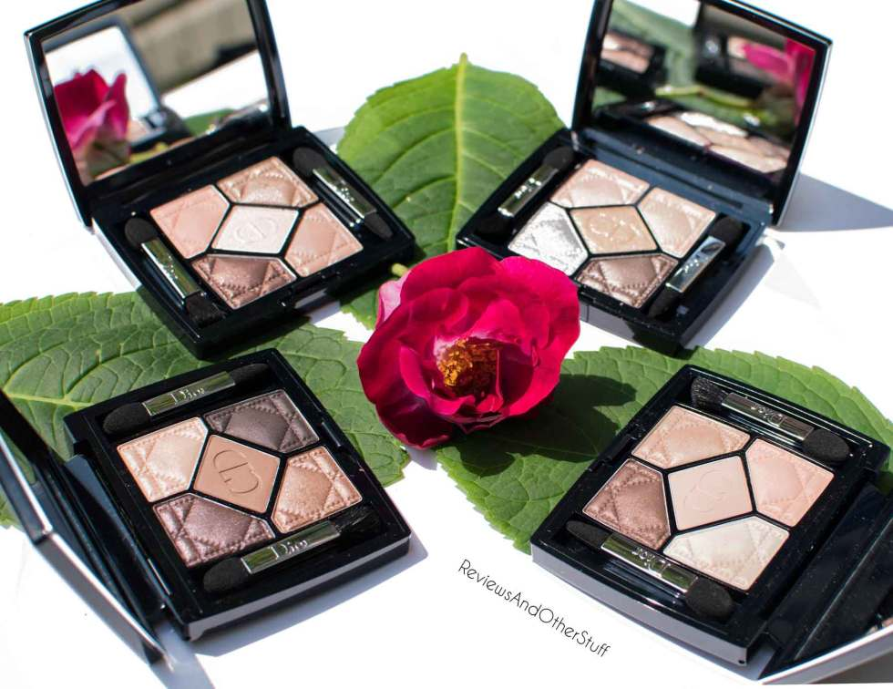 dior eyeshadow review