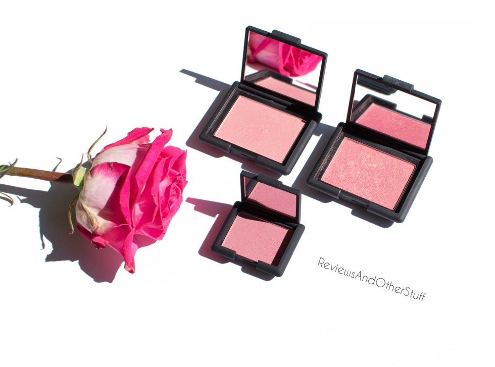 nars blushes review