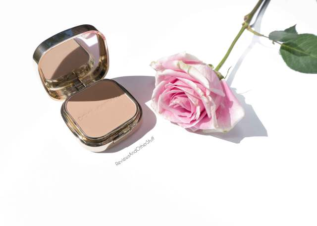 dolce gabbana perfect matte powder foundation review