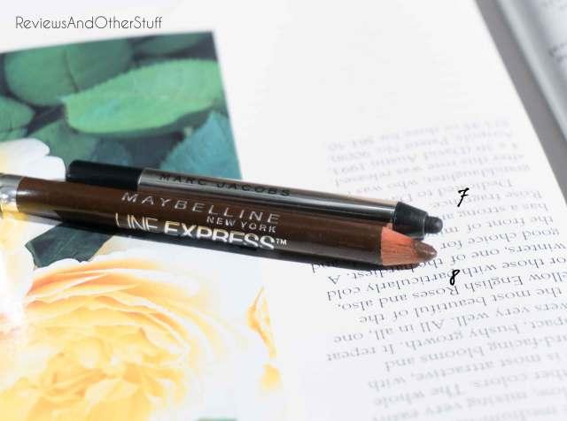 maybelline line express eye liner marc jacobs gel high liner