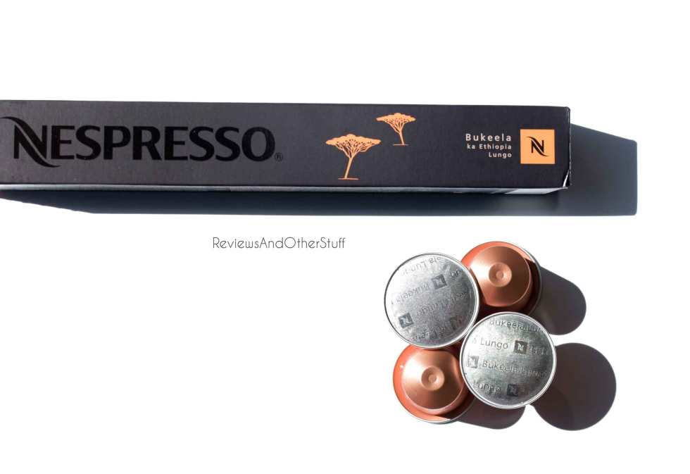 nespresso pure origins bukeela ethiopia
