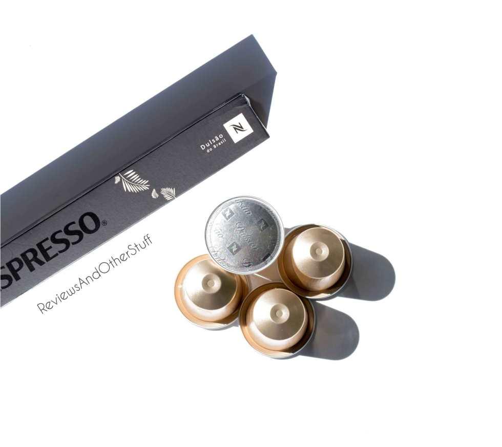 nespresso pure origins dulsao brazil