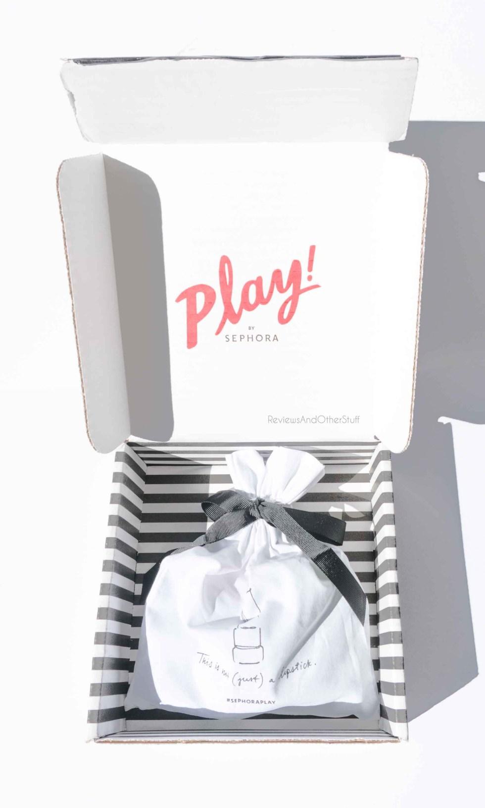sephora play box september
