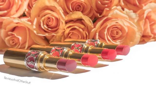 ysl rouge volupte shine oil in stick 43 45 46 48
