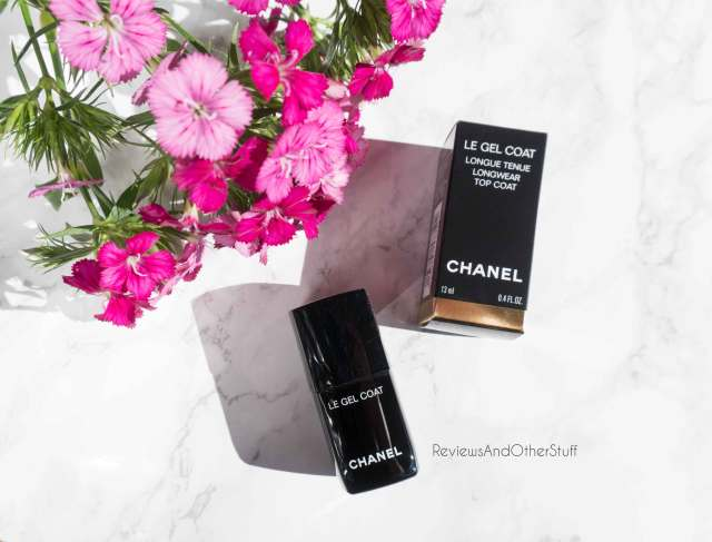 chanel le gel coat top coat review