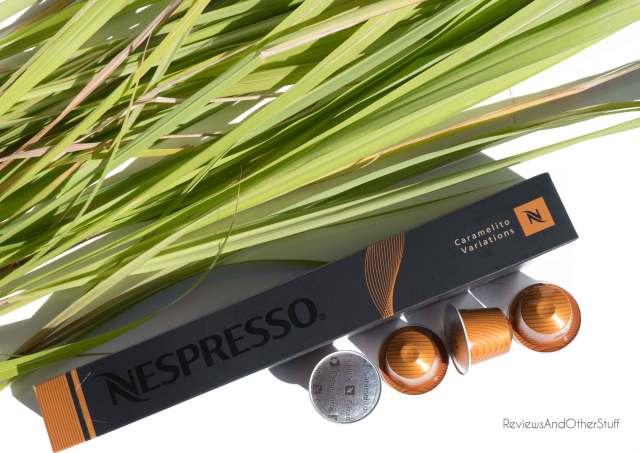 nespresso espresso caramelito