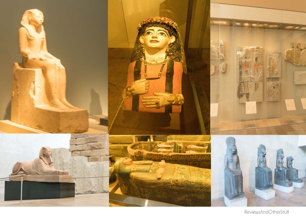 the metropolitan museum egyptian art