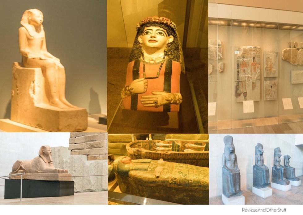 the metropolitan museum egyptian art