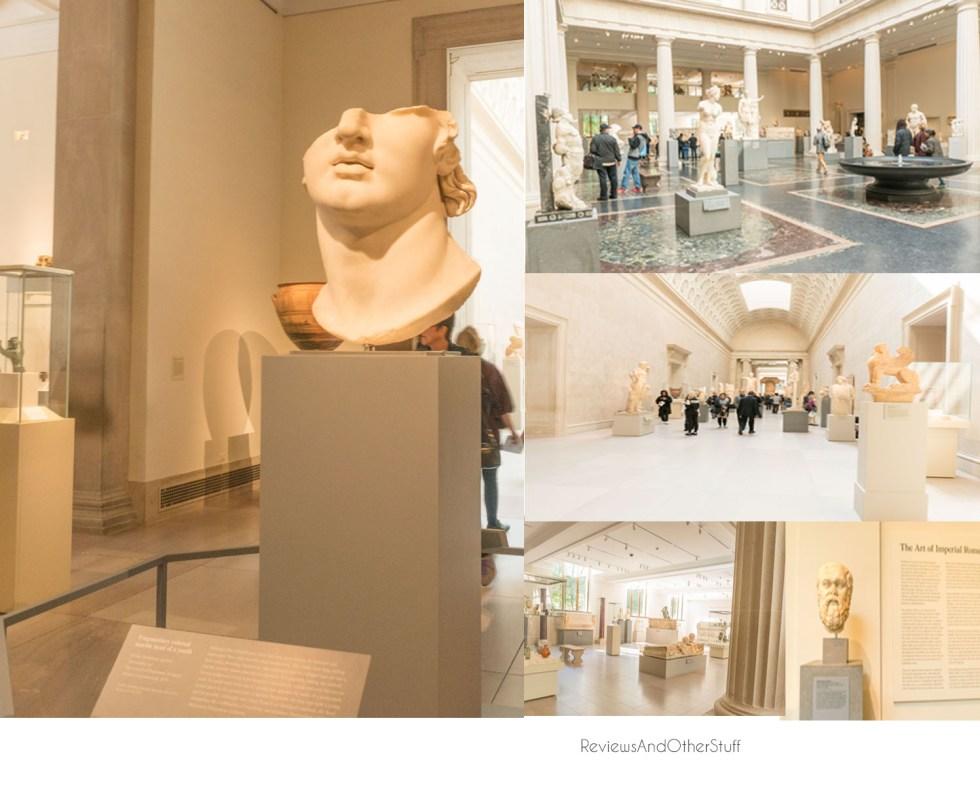the metropolitan museum greek and roman art